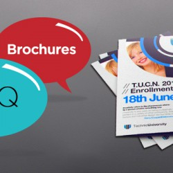 Brochure printing sizes, content, layout and graphics. There's a lot to know before you print!