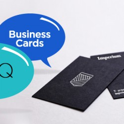 Business card printing can be a difficult process. Be sure to check out this FAQ to avoid reprinting your project.