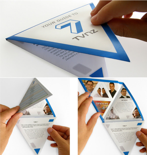 custom brochure printing 5 button