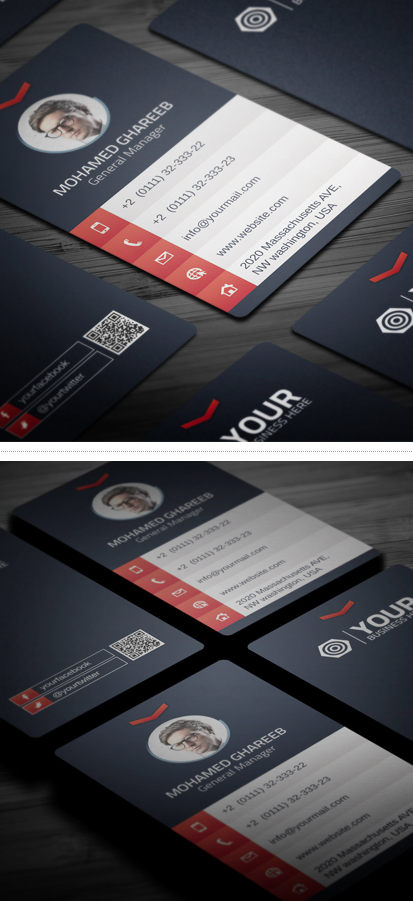 business card design printing nyc 3 image