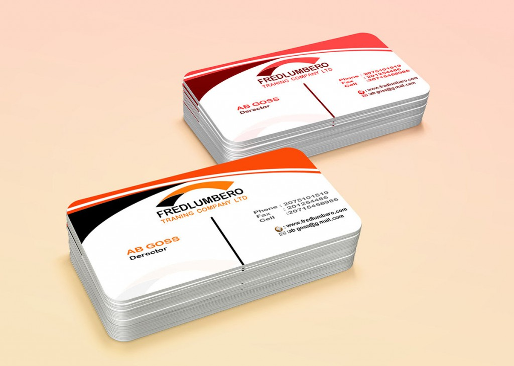 rounded corner business cards printing 12