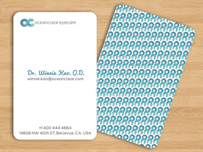 rounded corner business cards printing 13