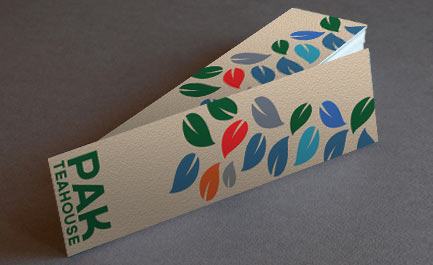 custom online printer bookmarks die-cut trade shows school unvisersities retail stores small banner