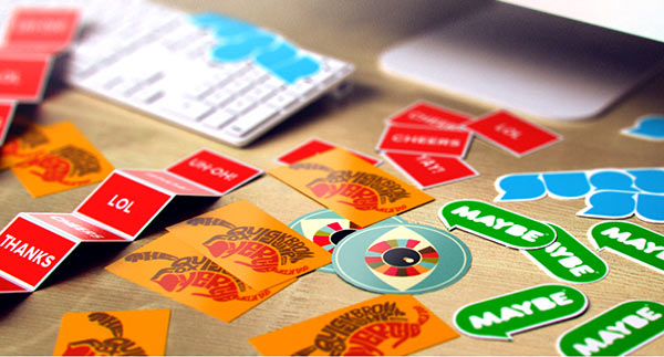 Custom online printer stickers bumper stickers logo stickers product packaging and promotional small banner