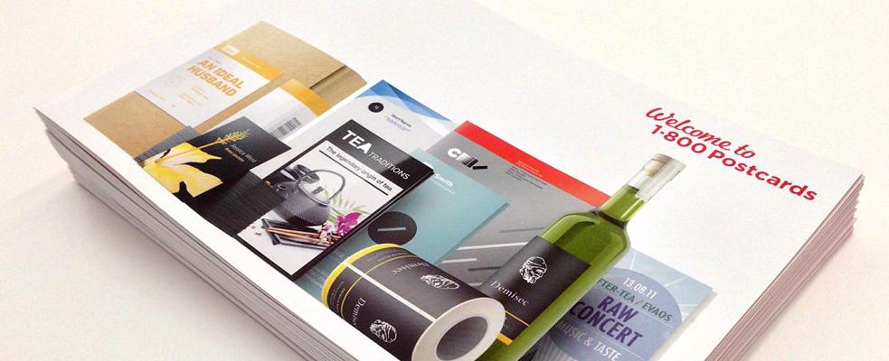 Free Printing Samples | 1800 Postcards