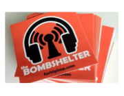 Professional Business Stickers for Your Band or Music Group, By Roll or Cut to Size