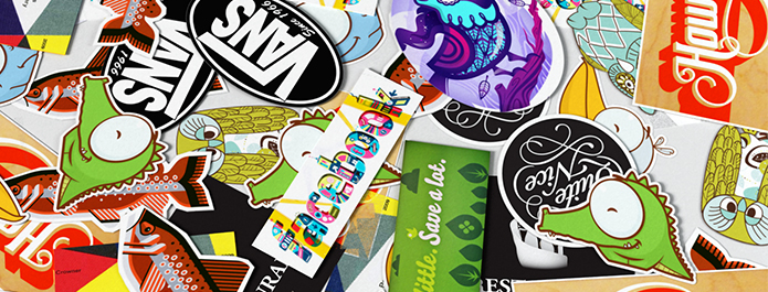 Professional Business Stickers, By Roll or Cut to Size - Premium Printing Services